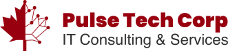 Managed IT Transformation in Canada | Pulse Tech Corp Logo